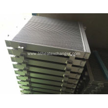 Aluminium Plate Bar Heat Exchangers for Air Compressor