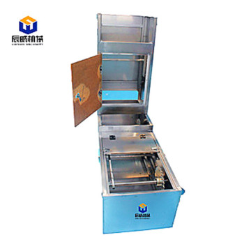 Factory high quality Z-Type Food Snacks bucket elevator