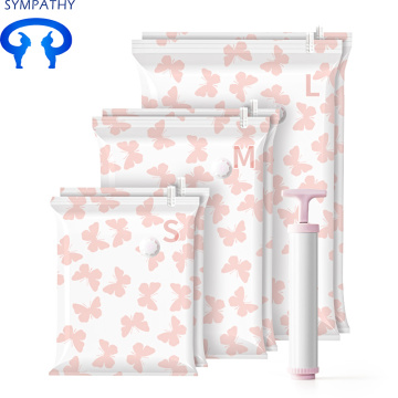 Cotton quilt bag bag vacuum bag bag