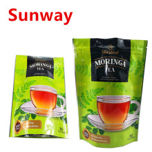 China Gold Supplier for Green Tea Packaging Printed  Tea Packaging Bag export to United States Suppliers