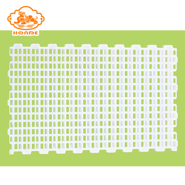 High quality plastic pig slats
