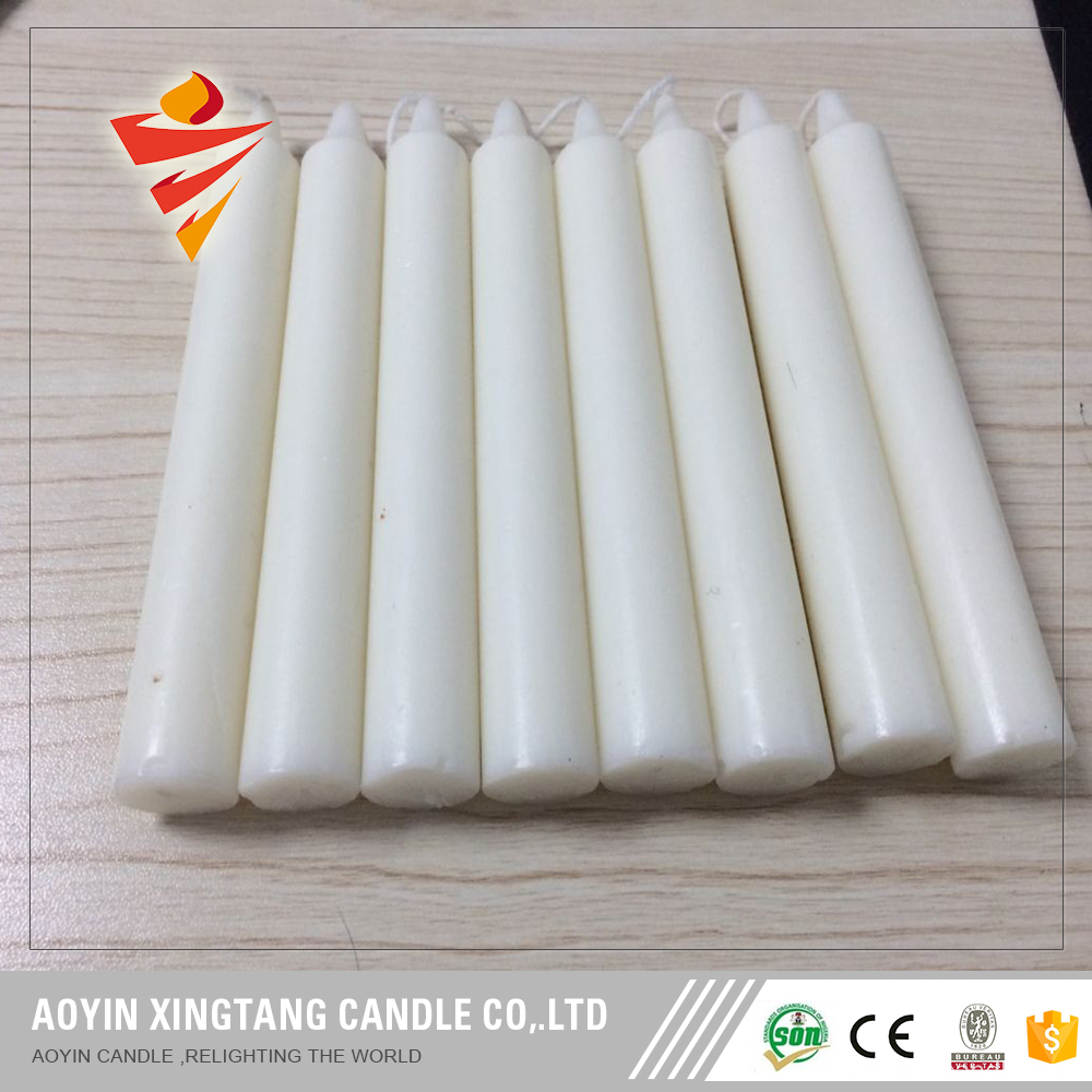Cheap Wax 35g White Candles