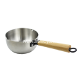 Household Stainless Steel Milk Pan