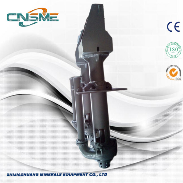 Floor Sump Used Rubber Vertical SPR Pump