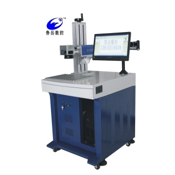 Desktop Fiber laser marking machine with 30w