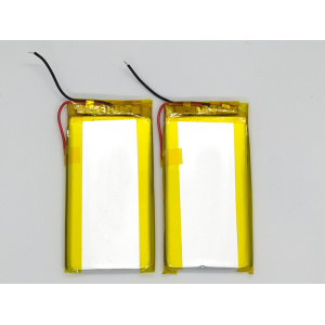 li-ion 475984 3400mAh 3.7V Li-polymer battery with PCM