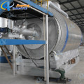 Top China Supplier Fully Automatic Continuous Waste Tire Plastic Pyrolysis Plant To Fuel Oil
