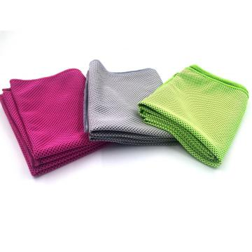 unique Soft Freezing Feel Ice Cooling travel Towel