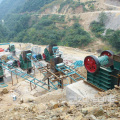 100T/H Basalt Stone Crushing Production Line