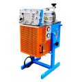 Production of LED recovered solvents machine