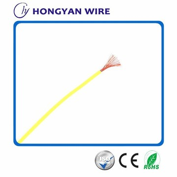 single copper core 0.75mm electric wire