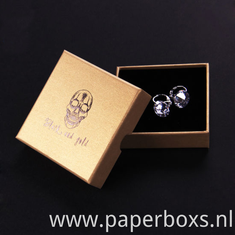 Jewelry Paper Boxes Sets Packaging