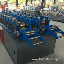 customized double line metal stud roll forming machine