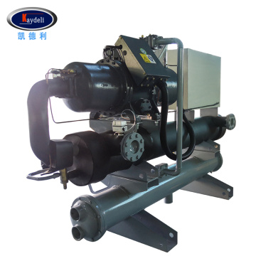 50HP Water cooled screw chiller