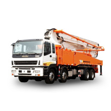 China for China Mobile Concrete Plant Truck,Hydraulic Pump Concrete,Truck Mounted Concrete Pump Manufacturer Shantui HJC5320THB-45 Truck-Mounted Concrete Pump export to Montenegro Factory