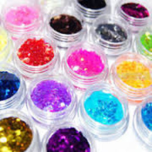 China for Plastics Organic Pigment Glitter 001 export to Cape Verde Importers