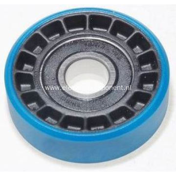 Schindler Escalator Step Roller Skeleton Roller 76*25*6204