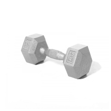 7KG Cast Iron Hex Dumbbell