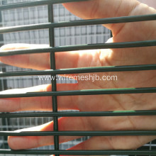 2D Type 358 High Security Welded Mesh Fence