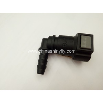 9.89mm Plastic Pipe Line Fitting