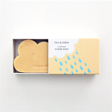 Fancy Pull Out Paper Sleeve Soap Paper Box