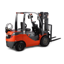 High quality factory for Forklift With Cabin 3.0 Ton LPG&Gasoline Environmental Forklift supply to Guatemala Importers