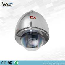 304 Stainless Steel Explosion-Proof Starlight PTZ IP Camera