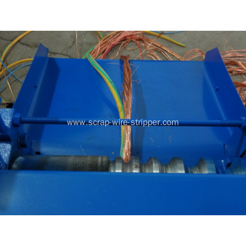 plastic insulated wire cord stripper