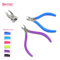 Professional Cuticle Nail Nipper with soft grip handle