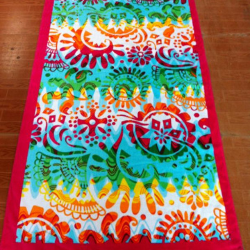 Wholesale Pool Towels / Beach Towel cotton customizec