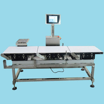 Dina checkweigher gerak (MS-CW018)