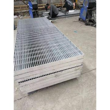Non-slip Aluminum Grating Panel