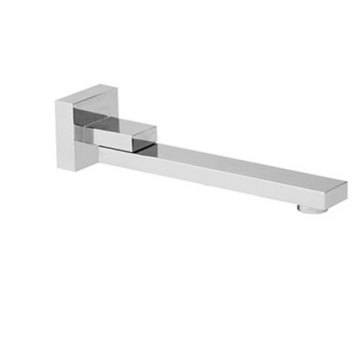 Square Lengthen Shower Spout