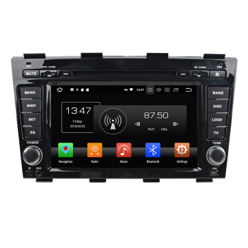 Android 8.0 automotive entertainment multimedia for EC8 2012
