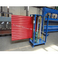 Electric Arched Roof Panel Roll Foming Machine