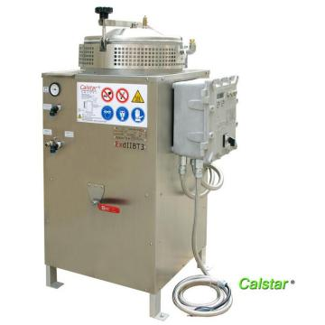 Water-cooled types of solvent distillation equipment