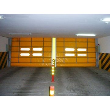Ukuran Besar Folding Stacking Fast Action Door