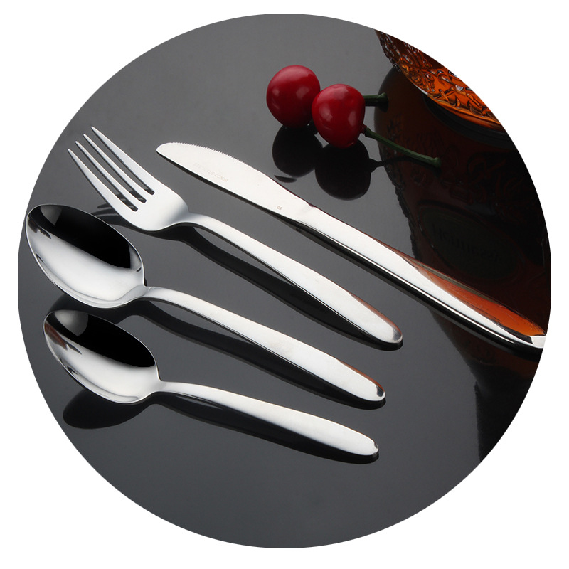 13/0 Simple Quality Stainless Steel Cutlery