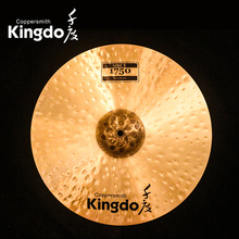 Customized for Crash Cymbals,Percussion Cymbals,Crash Ride Cymbal Manufacturers and Suppliers in China 16'' Crash Cymbals For Drum supply to Falkland Islands (Malvinas) Factories