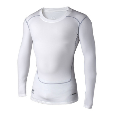 Leading for Mens Swim Rash Guard, Long Sleeve Rash Guard Manufacturer in China Blank MMA rash guard 4-way stretch Lycra sports Rash Guard export to Japan Factories