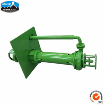 Anti-Wearing Pump with Stirring Impellers