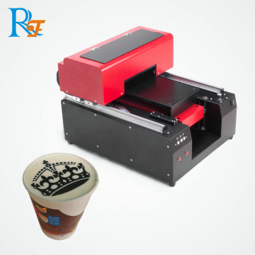 coffee machine that prints pictures