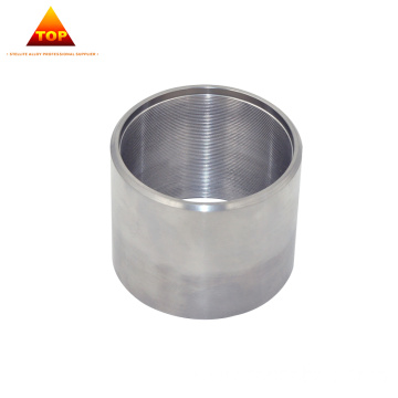 Wear Resistance Butterfly Valve Cobalt Alloy Sleeve Bushings