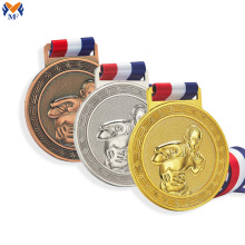 Custom metal award gift medals