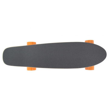Discount Price for Electric Mobility Scooter Orange Wheel Mini Fish Electric Skateboard supply to Yemen Factories