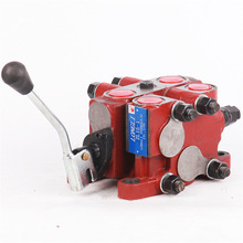 Multi Port Directional Valve Hand Control Block