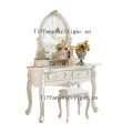 Home furniture french style dressing table bedroom dresser