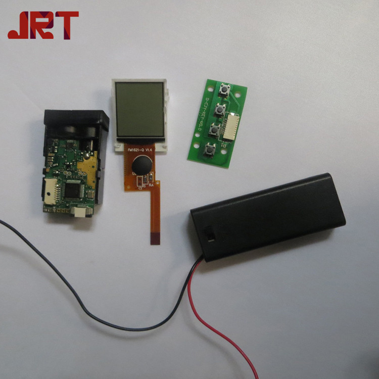 40m Diy Laser Distance Meter Module With Keyboard Battery Cover