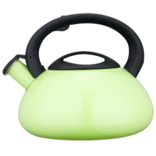 3.5L Stainless Steel Whistling Teakettle with color painting