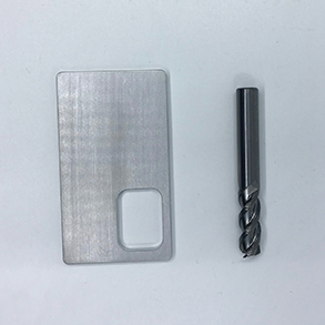 CNC machining method